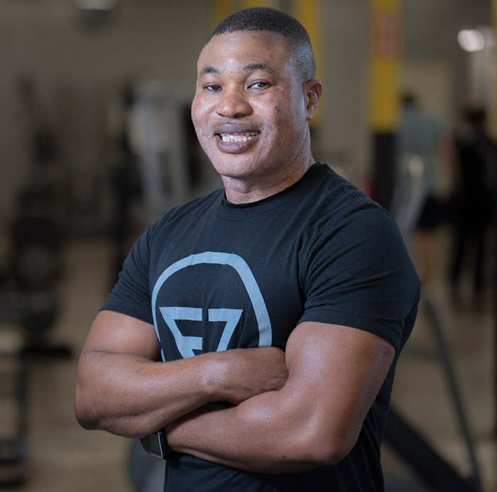personal trainer houston